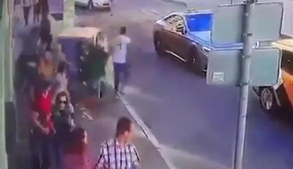 Μόσχα: Εξιτήριο για 3 από τους 7 τραυματίες που πήρε «σβάρνα» το ταξί