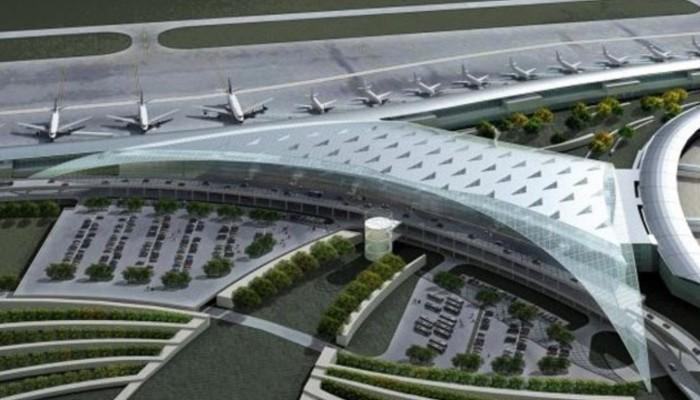 Προετοιμασίες για το έργο του αεροδρομίου στο Καστέλλι