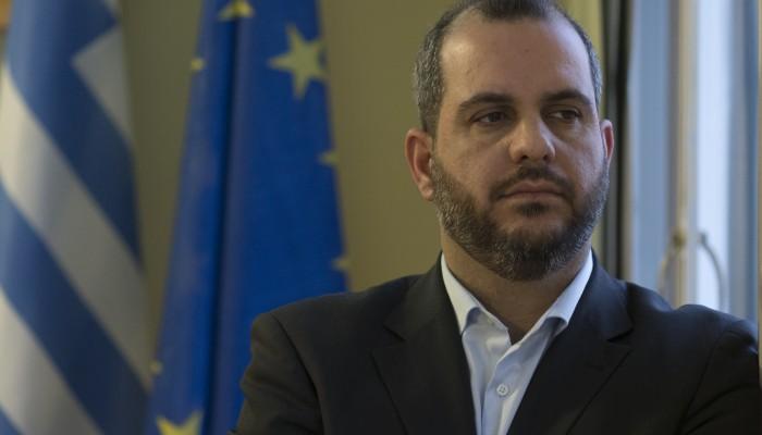 Ο Αντώνης Ροκάκης και οι πολιτικές επισκέψεις στο ΕΒΕΧ