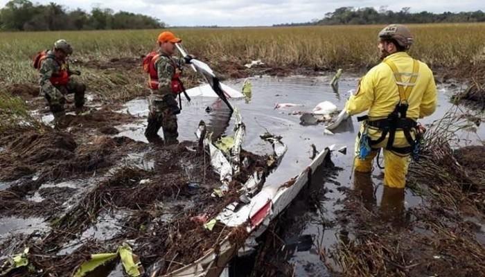 Νεκρός ο υπουργός Γεωργίας της Παραγουάης σε συντριβή αεοσκάφους