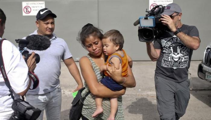 To μωρό που δεν αναγνώρισε τους γονείς του μετά τον 5μηνο αποχωρισμό τους