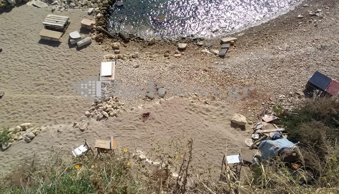 Εντοπίστηκε πτώμα νεαρού στο Κουμ Καπί (φωτο)