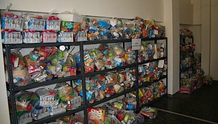 2.557 οικογένειες θα πάρουν τρόφιμα από τον Δήμο Ηρακλείου