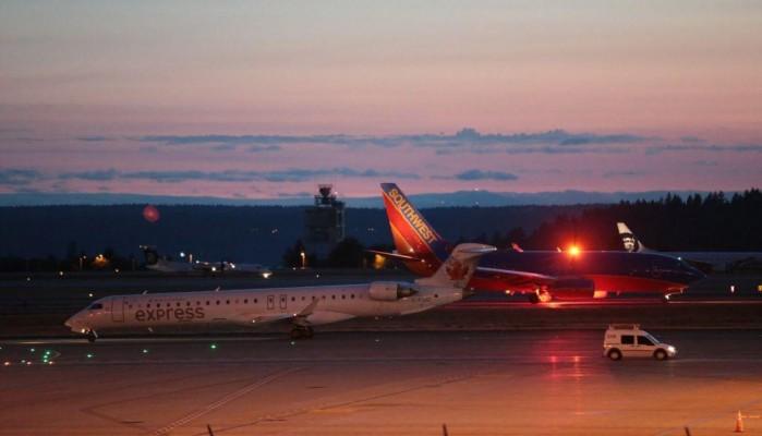 Συναγερμός στο Σιατλ : Άγνωστος έκλεψε αεροσκάφος και συνετρίβη