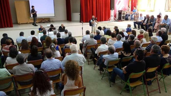 Ανώγεια: Σύλλογος αποφοίτων και φίλων Σταυράκειου Γυμνασίου και Λυκείου