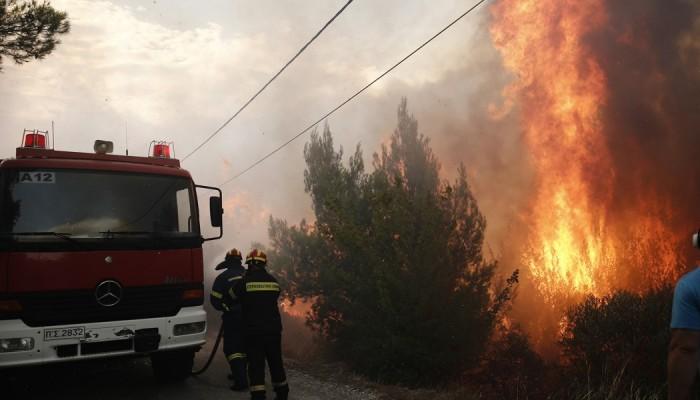 Εμπρησμός από αμέλεια η φωτιά στο ΒΙΟΠΑ Τυλίσσου