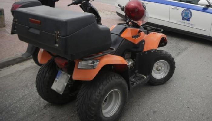 Ατύχημα με γουρούνα στην Ελούντα (φώτο)