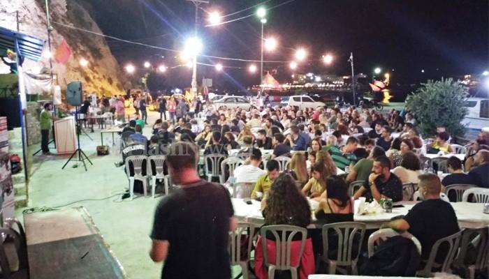 Το φεστιβάλ της ΚΝΕ στις Καλύβες Αποκορώνου (φωτο)