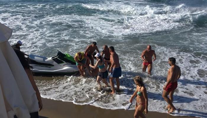Άφησε την τελευταία του πνοή σε πολυσύχναστη παραλία της Κρήτης