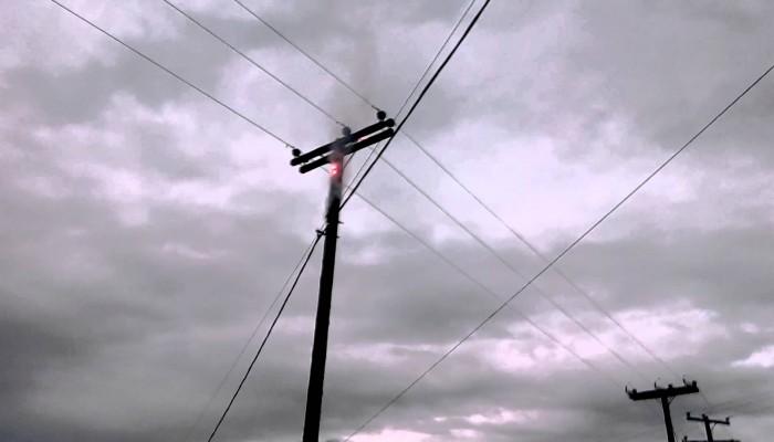 Χωρίς ηλεκτρικό ρεύμα πολλές περιοχές των Χανίων