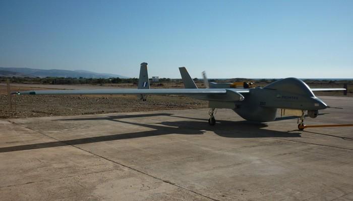 Τo drone στο Τυμπάκι είναι της Frontex – Η ανακοίνωση του Λιμενικού