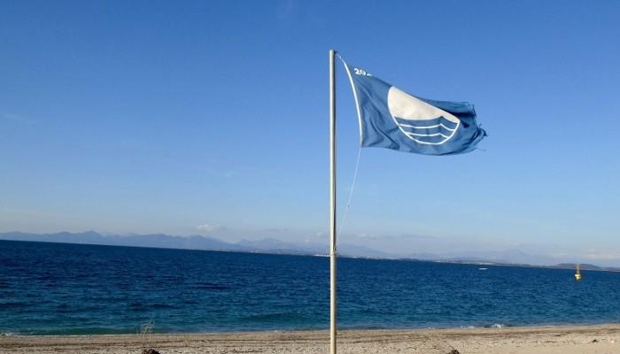 Οι 115 παραλίες στην Κρήτη που βραβεύτηκαν με την Γαλάζια Σημαία για το 2019