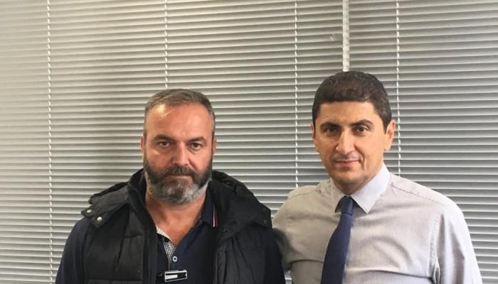 Αυγενάκης: «Η ΝΔ βρίσκεται σε συνεχή διάλογο με τους αγρότες της Κρήτης»