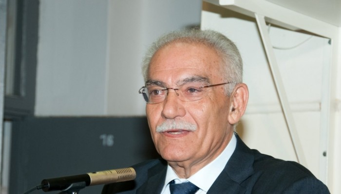 Ο Π. Σημανδηράκης για τα δυο χρόνια από την απώλεια του Μ. Σκουλάκη