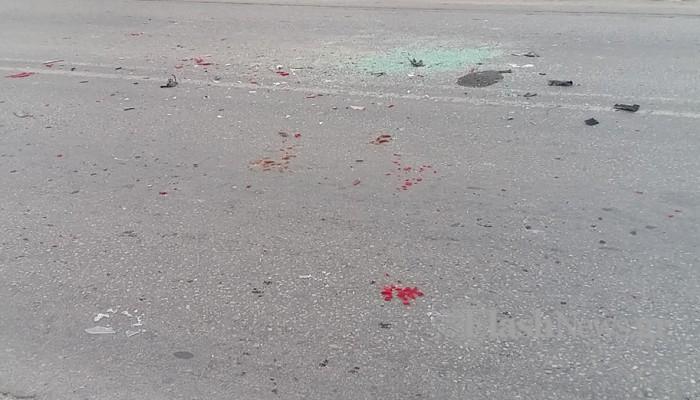 Τροχαίο ατύχημα στο Ηράκλειο με οδηγό δικύκλου