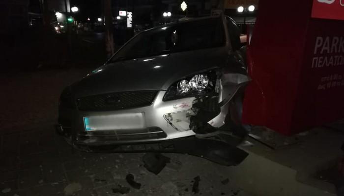 Βρέθηκε ο οδηγός που προκάλεσε τροχαίο στην παλαιά εθνική οδό στο Δαράτσο