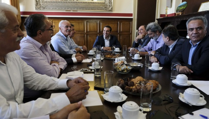 Τι συζητήθηκε στην ευρεία σύσκεψη υπό τον Πρωθυπουργό στα Χανιά(βίντεο)