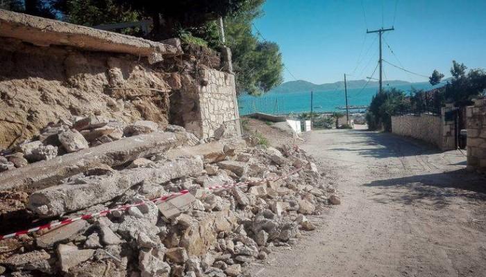 Κρίσιμο 48ωρο μετά τον ισχυρό σεισμό στη Ζάκυνθο