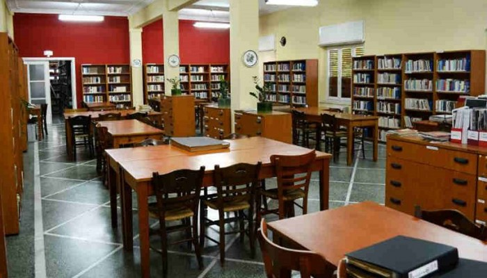 «Στη βιβλιοθήκη κάθε μήνα… έχουμε θέμα»