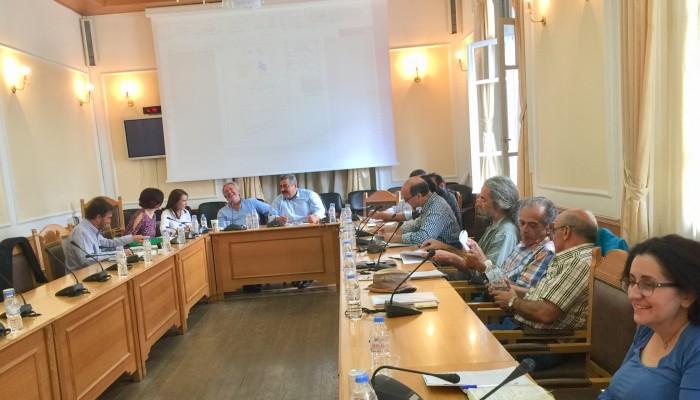Έξι μελέτες εγκρίθηκαν στη συνεδρίαση της Επιτροπής Περιβάλλοντος