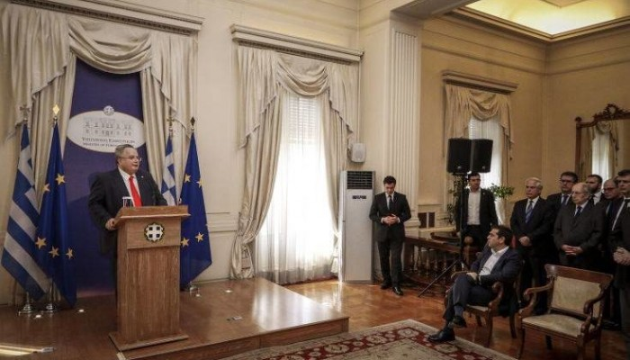 Κοτζιάς: Επέκταση της αιγιαλίτιδας ζώνης στα 12 μίλια και στην Κρήτη