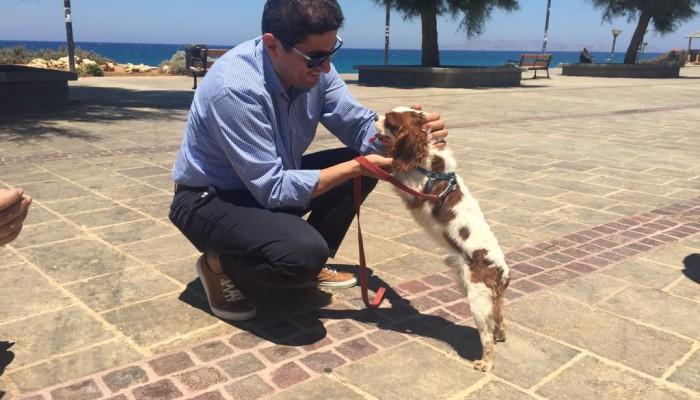 Αυγενάκης: Σεβασμός και  προστασία των ζώων