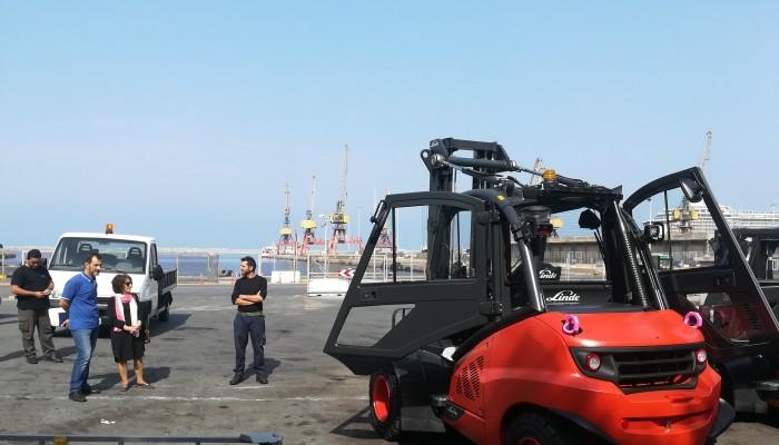 Εκσυγχρονίζεται ο μηχανολογικός εξοπλισμός στο λιμάνι Ηρακλείου