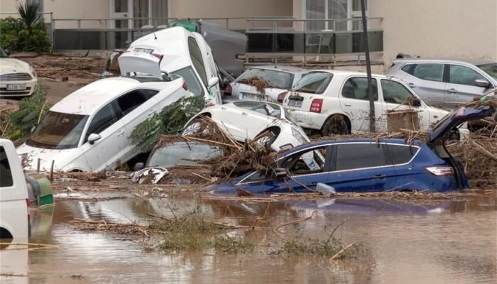 Μαγιόρκα: Δύο Γερμανοί κι ένα 5χρονο αγνοούνται από τις φονικές πλημμύρες