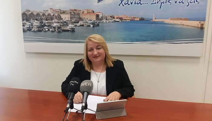 Νάνσυ Αγγελάκη: Τα Τρίκαλα δίνουν το παράδειγμα γιατί όχι και τα Χανιά;