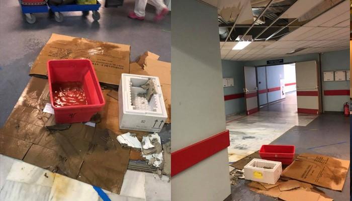 Με ρυθμό… χελώνας οι επισκευές στο Νοσοκομείο Χανίων