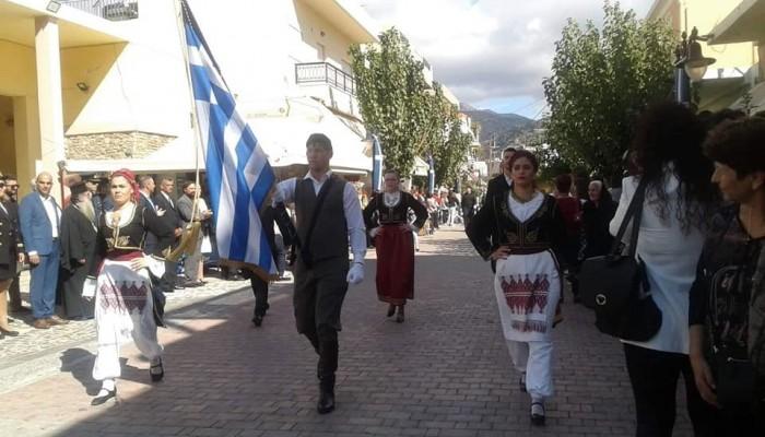 Εορτασμός της επετείου για την 25η Μαρτίου 1821 στην Κίσσαμο - Όλο το πρόγραμμα