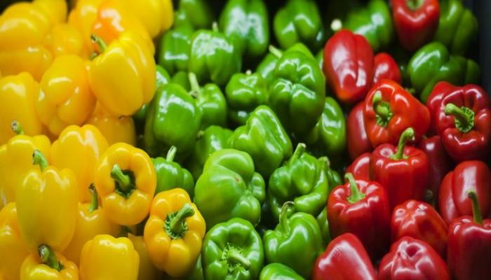 Εντοπίστηκαν πιπεριές Αλβανίας με υπολείμματα φυτοφαρμάκων