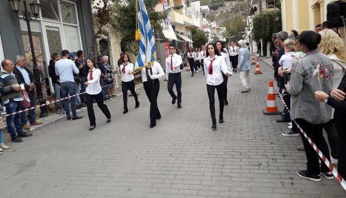 Ολοκληρώθηκαν στον Δ.Βιάννου οι επετειακές εκδηλώσεις για την 28η Οκτωβρίου