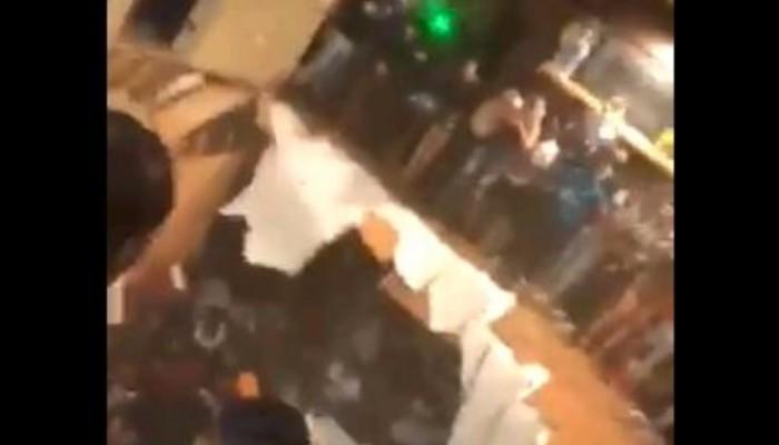 Βίντεο: Κατέρρευσε πάτωμα σε κλαμπ γεμάτο κόσμο στη Νότια Καρολίνα