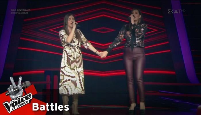 Πέρασε το battle του Voice η Χανιώτισσα Ειρήνη Αγγελάκη (βίντεο)