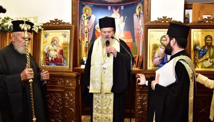 Χανιά: Θετικός στον κορωνοϊό ο Μητροπολίτης Κυδωνίας Δαμασκηνός (βιντεο)