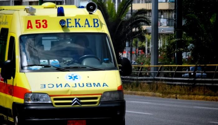 Πεζός παρασύρθηκε από αμάξι στο Ηράκλειο