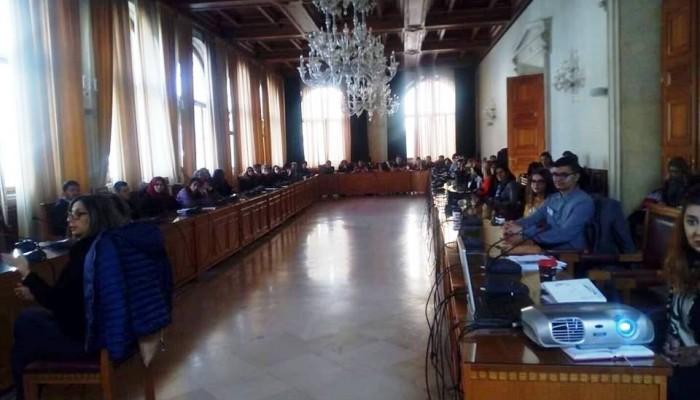Περισσότερα από 100 θέματα συζήτησης στο Δημοτικό Συμβούλιο