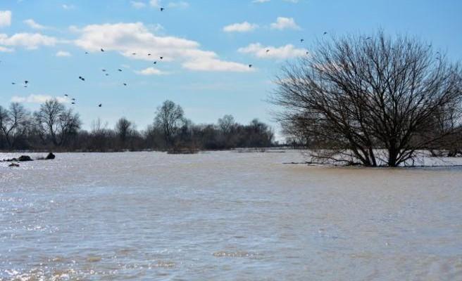«Κίτρινος» συναγερμός για τους ποταμούς Έβρο και Άρδα