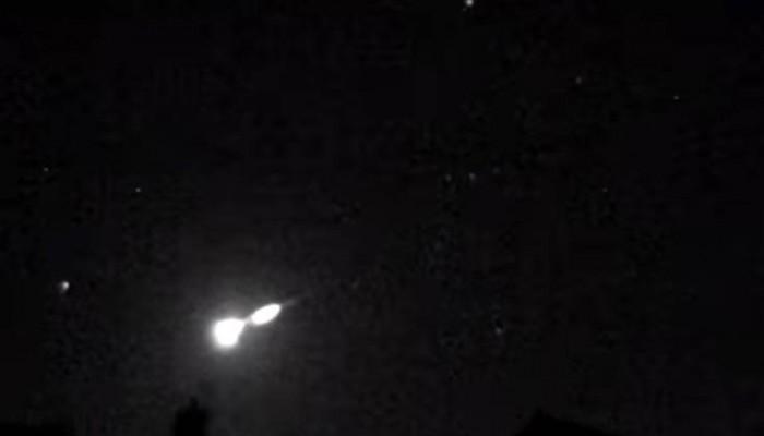 Ερασιτέχνης αστρονόμος πιάνει τη σπάνια στιγμή έκρηξης μετεωρίτη