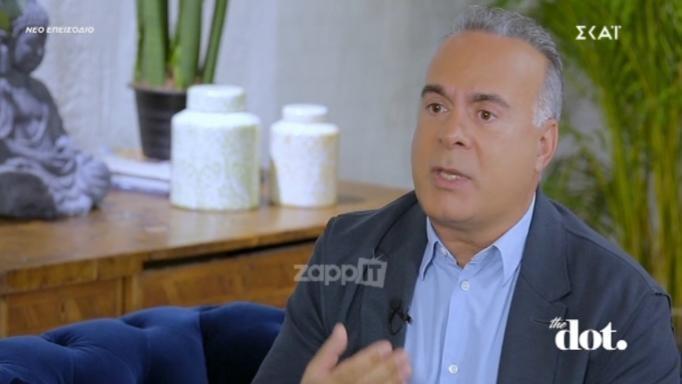 Φώτης Σεργουλόπουλος: «Ξαλάφρωσα όταν μίλησα ανοιχτά για τη σεξουαλικότητα