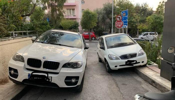 Βραβείο... Best Parking σε δύο Ηρακλειώτες!