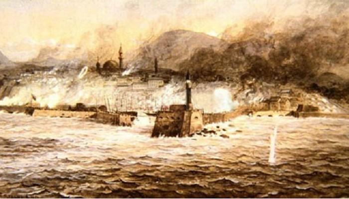 «Εδώ δούλευε ο πόλεμος, πιο πέρα ιδροκοπούσε η γνώση», Ακρωτήρι 1897 -1898