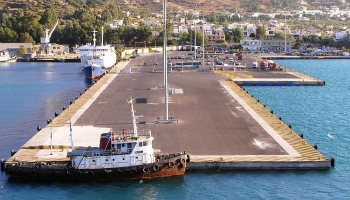 Πρόταση χρηματοδότησης μελετών για έργα στο λιμάνι της Σούδας