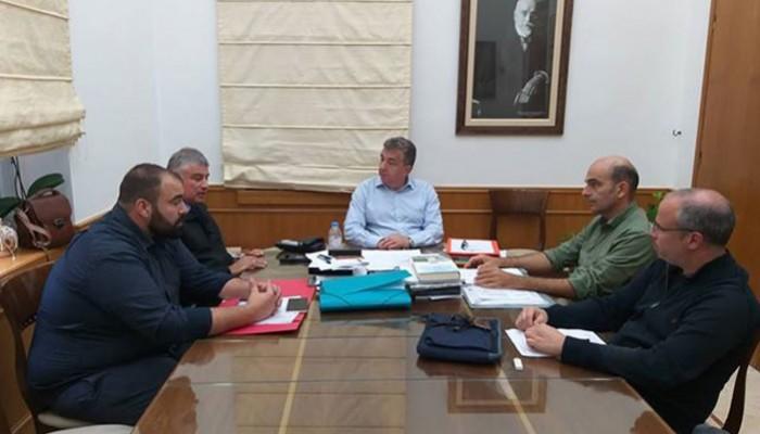 Υπεγράφησαν έργα 65.000 ευρώ στον δήμο Καντάνου - Σελίνου