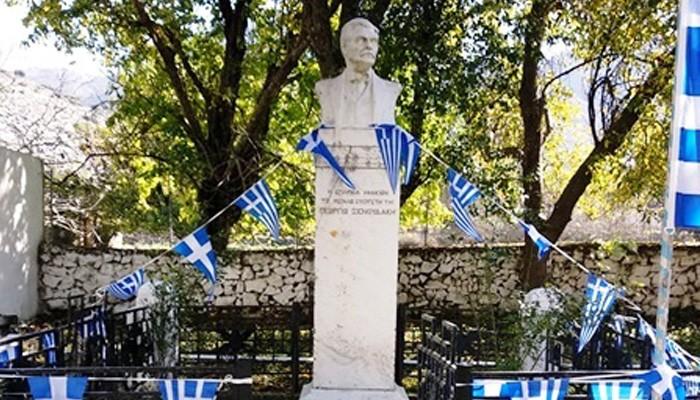 Το ετήσιο μνημόσυνο του Γεωργίου Ξενουδάκη στην Ίμπρο Σφακίων (φωτο)