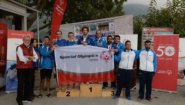 Επιτυχημένοι οι αγώνες Κανόε Καγιάκ στη Λ. Κουρνά