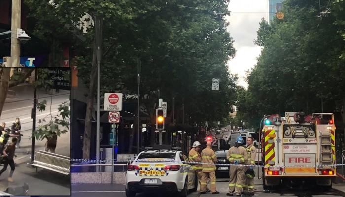 Βίντεο σοκ από την επίθεση με μαχαίρι στη Μελβούρνη - Ένας νεκρός