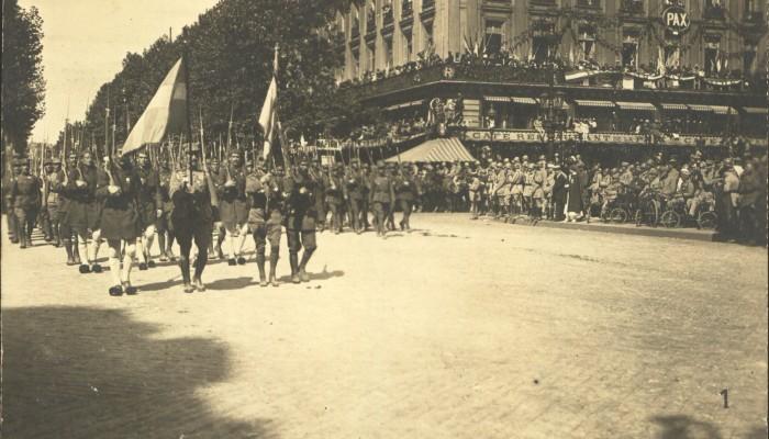 Ημερίδα για τα 100 χρόνια από τη λήξη του Α΄Παγκοσμίου Πολέμου