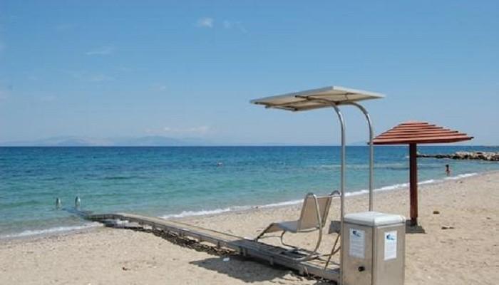 Οι παραλίες στο δήμο Καντάνου - Σελίνου αναβαθμίζονται